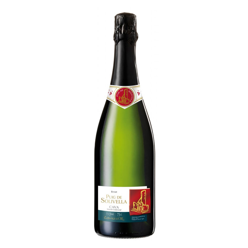 Puig de Solivella Brut